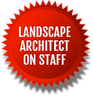 Landscape Architect On Staff
